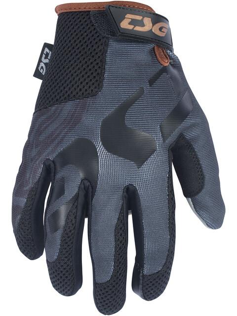 TSG Patrol fietshandschoenen grijs/blauw